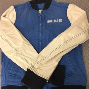 Hollister Varsity Jacket